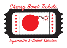 Cherry Bomb Tickets
